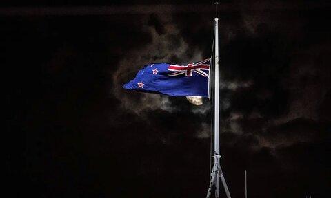 نیوزیلند در سوگ
