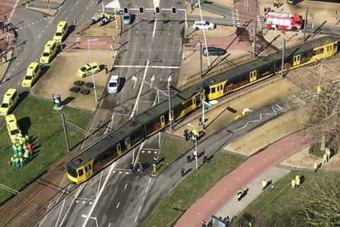 ۳ کشته و ۹ زخمی در تیراندازی در هلند / اعلام وضعیت امنیتی در پی فرار مهاجم