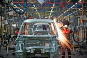 کاهش جهانی تولید خودرو