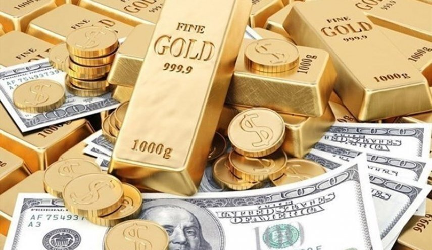 قیمت طلا، دلار، سکه و ارز امروز 97/12/28