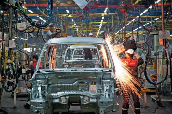 مقایسه اولین وآخرین قیمت خودرو تولید داخل درسال 97