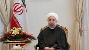 رئیس جمهوری نوروز ۱۳۹۸ را به سران شماری از کشورهای منطقه تبریک گفت