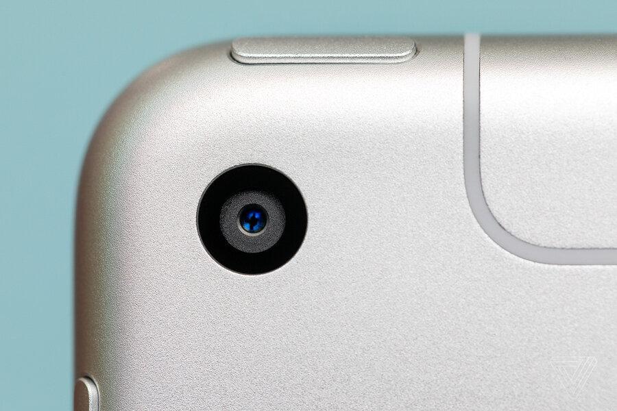 دوربین آی پد مینی ۲۰۱۹