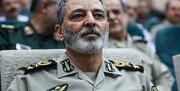 فرمانده کل ارتش فرار رسیدن سال نو را به ملت ایران تبریک گفت