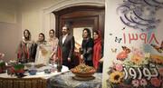 استقبال ایرانیان ساکن مسکو از نوروز ۱۳۹۸