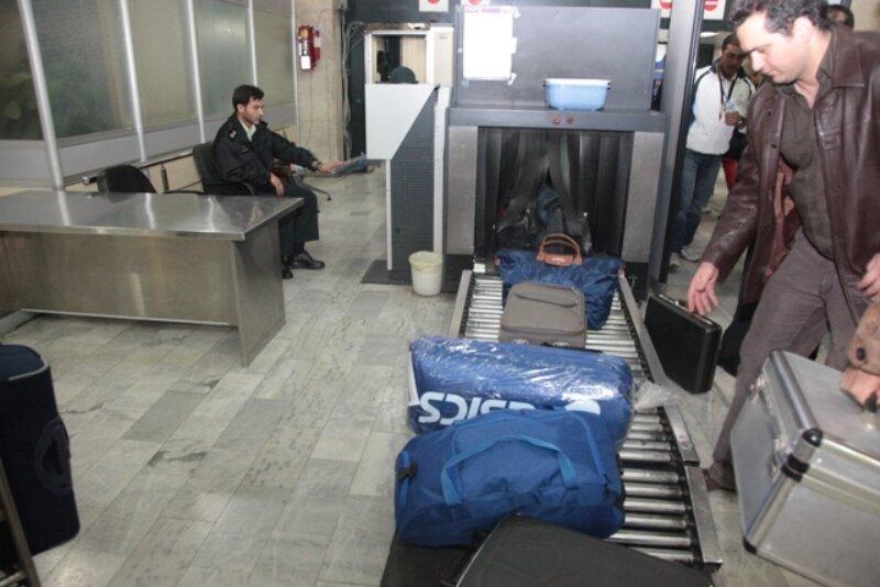 هشدارهای پلیس برای مسافران فرودگاه در ایام نوروز