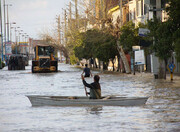 اعزام دومین کاروان امدادی شهرداری تهران به مناطق سیل زده گلستان