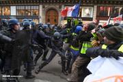 پلیس فرانسه حق شلیک به جلیقهزردها را گرفت