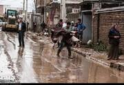 ۸۰۰ نفر از پرسنل ارتش در حال امدادرسانی به مردم هستند