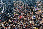 هواداران توقف برگزیت در لندن تظاهرات کردند