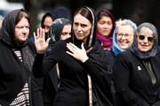 عکس روز: نخستوزیر نیوزیلند