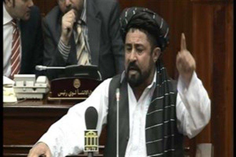 یک عضو مجلس نمایندگان افغانستان ترور شد