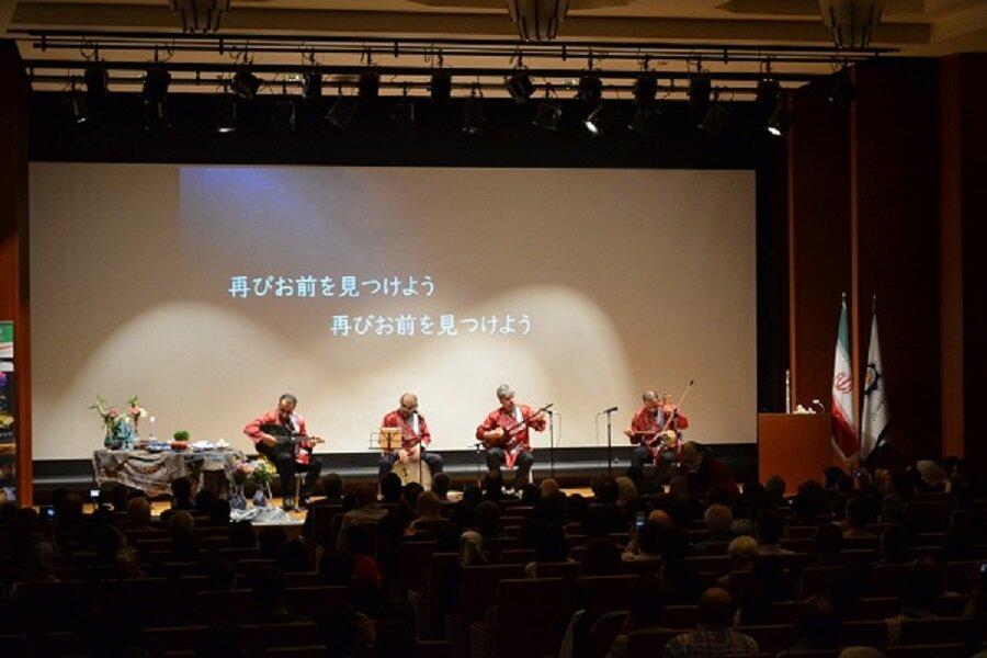 جشن ویژه نوروز در موزه ملی توکیو برگزار شد