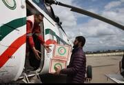 ۲۴۰ سورتی پرواز در یک روز کاری فرودگاه گرگان برای سیل زدگان