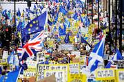 برگزاری بزرگترین تظاهرات اعتراضی تاریخ انگلیس برسر برگزیت