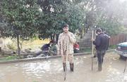 تعویق دو ماهه اعزام به خدمت و مرخصی اضطراری سربازان مناطق سیل زده