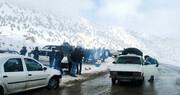 توصیه پلیس راهور؛ رانندگان به تجهیزات زمستانی مجهز باشند