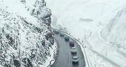 ۴ فروردین | ارتفاعات چالوس برفی میشود