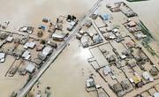 ویرانی شهر آق قلا پیشبینی شده بود