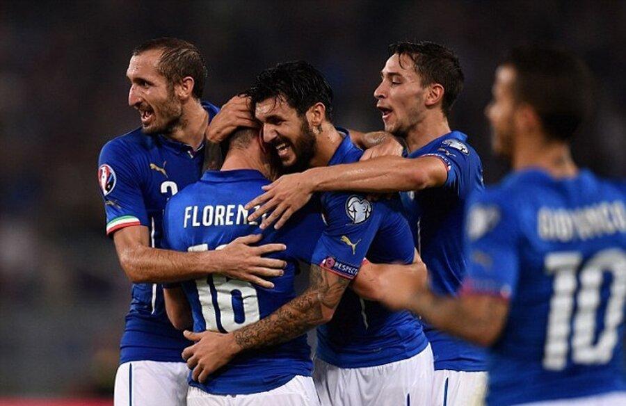 اسپانیا و ایتالیا به پیروزی رسیدند