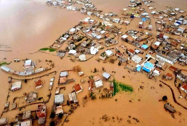 آب و برق روستاهای سیل زده مازندران وصل شد
