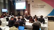 گردهمایی ۶۰ روزنامه نگار جهان در سئول