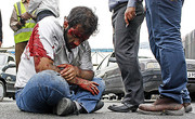 ۴۰ درصد فوتی تصادفات نوروزی در تهران عابران پیاده هستند ا فزایش سرعت