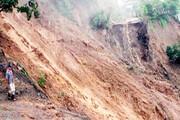 رانش زمین در کوهرنگ   تلفاتی رخ نداد