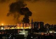 حمله موشکی رژیم صهیونیستی به دفتر اسماعیل هنیه در غزه