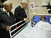 ترخیص ۶۹ تن از مصدومان سیل شیراز | ۴۱ تن همچنان تحت درمان