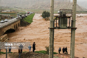 ۱۶۰۰ میلیارد تومان خسارت سیل به راهها   تخریب کامل ۴۰۰ دهنه پل
