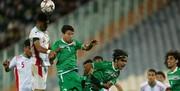 توقف امید ایران مقابل عراق