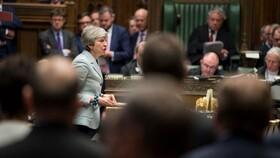 ترزا می خلع سلاح شد؛ کنترل برگزیت در اختیار پارلمان انگلیس