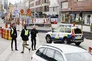 انفجار در استکهلم