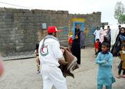 دستگاههای تجهیزات امدادی برای خدماترسانی به سیلزدگان سیستان و بلوچستان اعزام شد