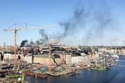 اطلاعات بیشتر از انفجار استکهلم؛ مهیب بود با پنج مجروح