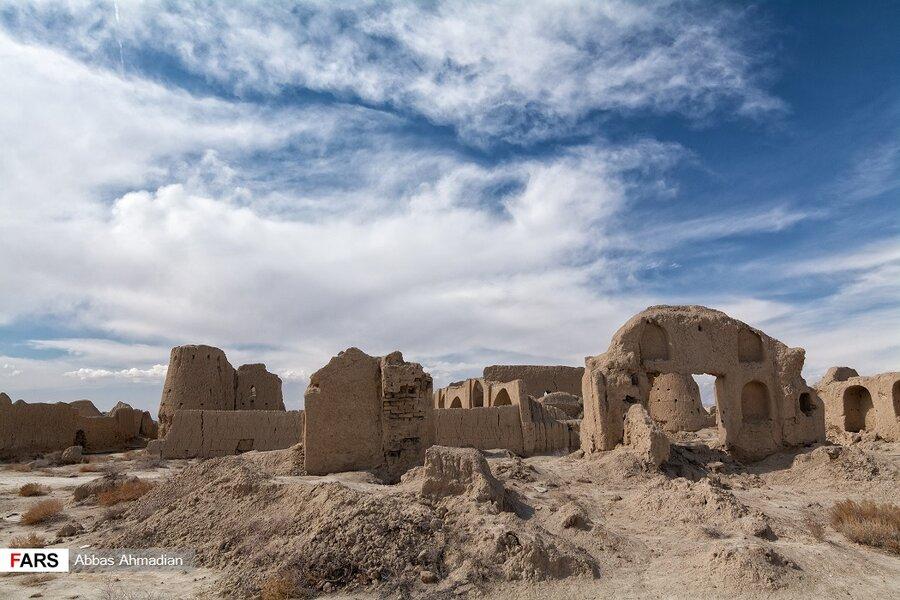 قلعه شامان دامغان