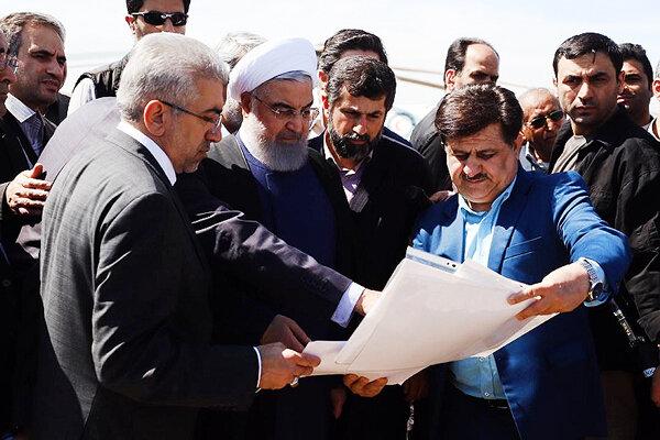 روحاني خوزستان سيل