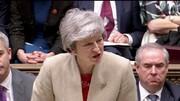 مجلس بریتانیا برای سومین بار توافق برگزیت ترزا می را رد کرد