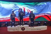 تیم ایران قهرمان کشتی فرنگی زیر ۲۳ سال آسیا در مغولستان شد