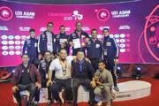 تیم ایران قهرمان کشتی آزاد زیر ۲۳ سال آسیا در مغولستان شد