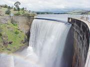 ۲۰ میلیون متر مکعب آب به سدهای قم افزوده شد
