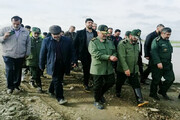 فرمانده سپاه: انفجارات اخیر کمک به تخلیه و انتقال آب به سمت دریاست
