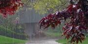 بارش بارانهای سیلآسا در سراسر لرستان