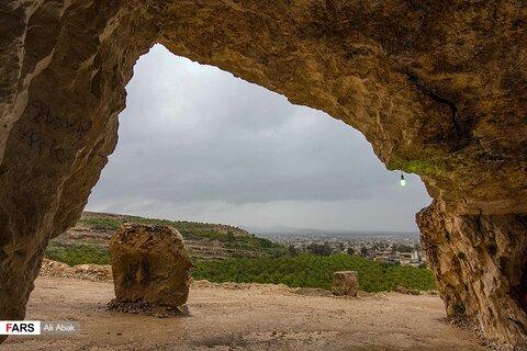 غار سنگ اِشکَن