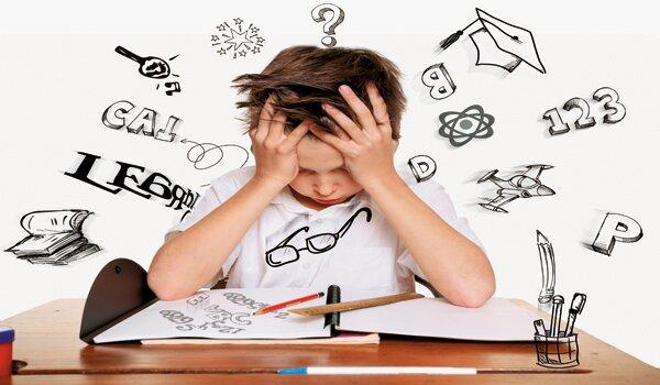نکته بهداشتی: نشانههای اختلال یادگیری
