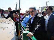 وزیر کشور: ۴۰۰ شهر و روستای کشور درگیر سیل هستند