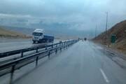 جادههای مازندران لغزنده است؛ احتیاط کنند
