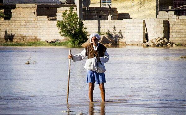 سيل خوزستان