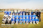 فوتبال بانوان؛ رقابت ایران و فیلیپین به امید المپیک